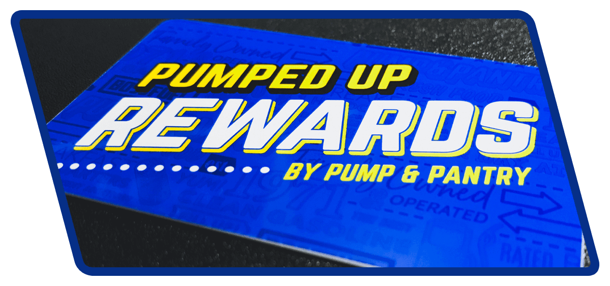 Pumped Up Rewards