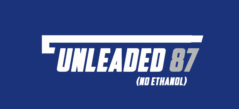 Unleaded 87